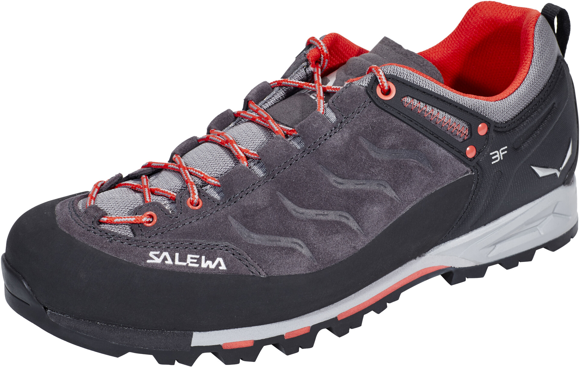 Salewa Klettergurt Größentabelle : Salewa mtn trainer approach shoes men magnet papavero campz